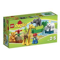 LEGO Duplo Ville Baby Zoo V70 4962