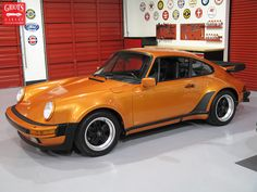 1987 Porsche 930. 280hp, 0-60 in 5 seconds.