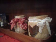 Handmade candlestick