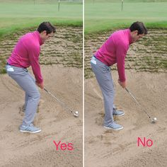 Learning how to play golf bunker shots will save you many shots during a round of golf. Learn these 4 vital parts to playing good golf bunker shots every time.