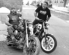 Same motorcycle Then And Now Photos, Beautiful Person, Motorcycle, Motorcycles
