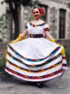 Traje típico de Tabasco Traditional Mexican Dress, Traditional Dresses, Beautiful Mexican Women, Mexican Costume, Ethnic Fashion, Womens Fashion, Mexican Style, Mexican Art, Quince Dresses