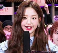 November 01 2018 at Stephen Colbert, Idol, Red Velvet, Singer, Female, Celebrities, Cute, Giant Bunny, Asia