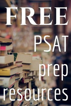 Free PSAT Prep Resources