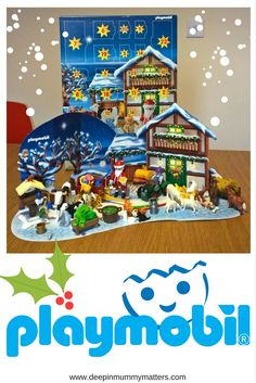 What better Advent Calendar than a Playmobil Advent Calendar that can be played with all year round? (scheduled via http://www.tailwindapp.com?utm_source=pinterest&utm_medium=twpin&utm_content=post117247353&utm_campaign=scheduler_attribution)