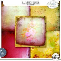 LUXURY BIRDS PAPERS 1