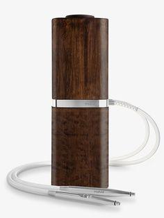 Hookah insahAR AR 2.0 dark wood (alder) - insahAR