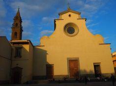 フィレンツェ           サントスピリト教会