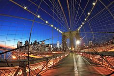 Brooklyn Bridge, New York City photo by Jared.Kay / Frommer's Cover Photo Contest 2012 http://frm.rs/ejDojq