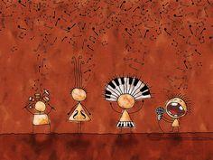 Aula de Música: Imágenes Fondo de escritorio musical