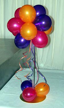 Table balloon Centrepiece