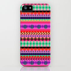 FREE SHIPPING WORLDWIDE ENDS TODAY Tribal Stripe iPhone Case