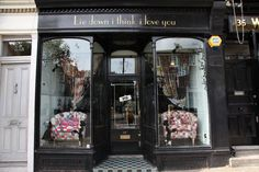 great shop frontage