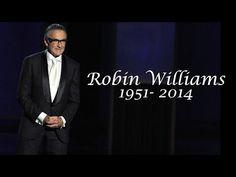#RobinWilliams, #MichaelHall #TMNT