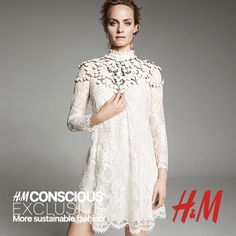 Sweet Home a la Moda: CONSCIOUS EXCLUSIVE H&M