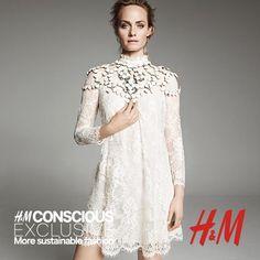 Sweet Home a la Moda: CONSCIOUS EXCLUSIVE H&M