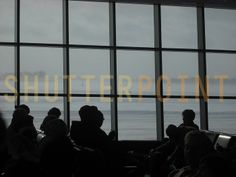 Winter at the Airport - Stock Photo
