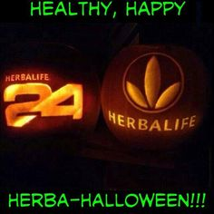 Happy Halloween from Herbalife Distributor, Claudia M Hill   #herbalife #shakes #fitness #weightloss #loseweight #diet #nutrition http://www.goherbalife.com/shedpounds