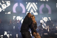 Beyonce and Jay-Z are still Crazy in Love. :)