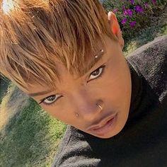 Keke Palmer Eyebrow, Nose/Nostril Piercing   Steal Her Style