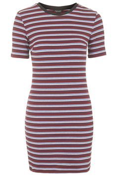 Striped Bodycon Dress