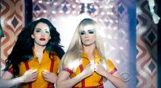 Atrizes de 2 Broke Girls fazem pole dance em comercial exibido no Super Bowl:  http://rollingstone.com.br/video/atrizes-de-i2-broke-girlsi-fazem-pole-dance-em-comercial-do-