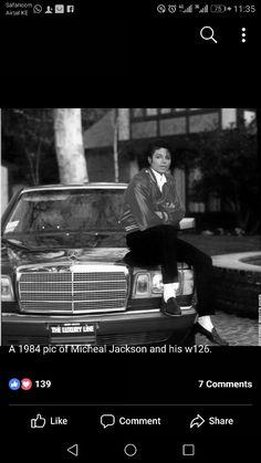 Mercedes W126, Benz, Jackson, Concert, Car, Automobile, Concerts, Autos, Jackson Family
