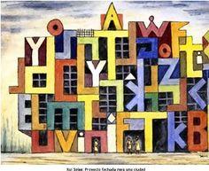 Xul Solar. Hispanic American, Cubism, Art Plastique, Surrealism, Poesia Visual, Florida, Painting, Artist's Book, Livros