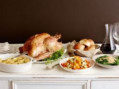 How to Dress Up Store-Bought Thanksgiving Dishes