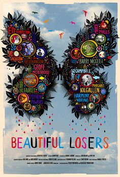 Beautiful Losers (2008) / 12 Documentaries That Embrace The Art Of Design (via BuzzFeed)