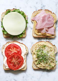 Bake your own sandwich bread