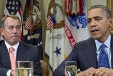 Fiscal cliff uncertainty has reportedly killed more than 1 million jobs. Administration officials say President Obama is ...