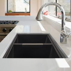 Double black granite composite kitchen sink x Granite Composite Sinks, Composite Kitchen Sinks, Antique Fireplace Mantels, Antique Mantel, Colored Tape, Double Kitchen Sink, Black Granite, Antique Bottles, Selling Your House