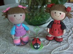 So Sweet Ladybug y So Sweet Pinky!!! by ♥♥♥Macktoubie♥♥♥, via Flickr