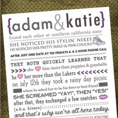 Modern Maven. Story Tellers. Jet-Setters. Romantics at Heart. What is your RSVP Invitation Style? Via MaKenzie Noelle Creative