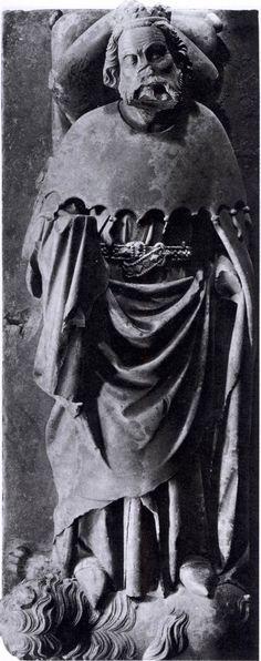 Petr Parléř, Hrob Ottokar I. c. 1377 Vápenec St Víta, Praha