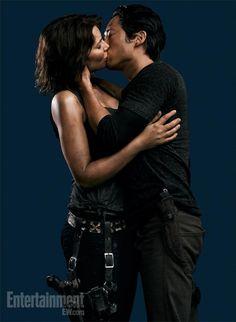 Nueva imagen de la cuarta temporada de The Walking Dead ~ Jenova Durango