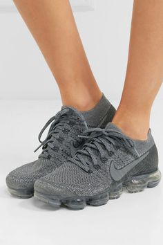 separation shoes cc3a2 aa335 Nike - Nikelab Air Vapormax Flyknit Sneakers - Gray Nike Air Vapormax, Air  Max Sneakers