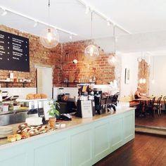 Today I'm loving, coffee shop (Daily Dream Decor)