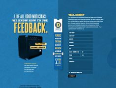 21 Beautiful Contact Pages | Inspiration