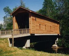Michigan  covered bridges