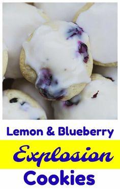 Super Soft Lemon Glazed Sugar Cookies