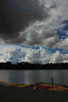 Isto é Brasília - O céu costuma fazer espetáculos.