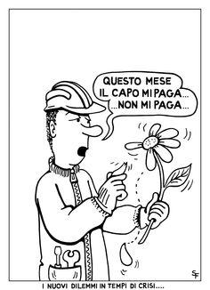 """""""Humoreggiando"""" di Serena Ferrari - Domande esistenziali"""