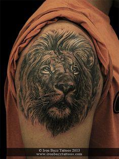 Tattoos andheri animal tattoos jungle tattoo art etc lion tattoo