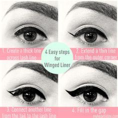 Wear Pencil Eyeliner The Right Way - Tutorial | Eyeliner, Pencil ...