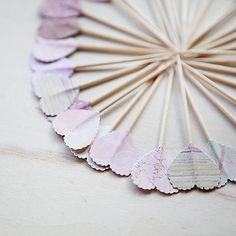 ArtStore / Sladké napichovanie (svadobná výzdoba)