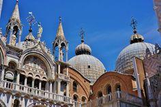St Mark's Basilica. Venice, Italy (1)