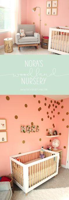 Forever Fireflying: Nora's Nursery Reveal