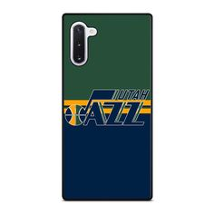 UTAH JAZZ LOGO Samsung Galaxy Note 10 Case Cover  Vendor: Favocase Type: Samsung Galaxy Note 10 case Price: 14.90  This premium UTAH JAZZ LOGO Samsung Galaxy Note10case will create premium style to yourSamsung Note10 phone. Materials are from durable hard plastic or silicone rubber cases available in black and white color. Our case makers customize and design each case in high resolution printing with best quality sublimation ink that protect the back sides and corners of phone from bumps… Utah Jazz, Black And White Colour, Galaxy Note 10, Silicone Rubber, Phone Covers, Samsung Galaxy, How Are You Feeling, Printing, Notes